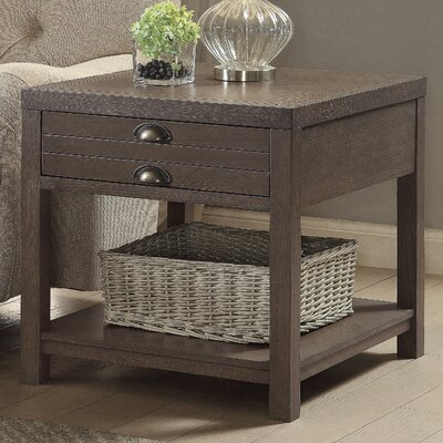 Shaffer Rectangle End Table