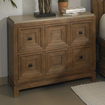 Semmes 2 Drawer Nightstand