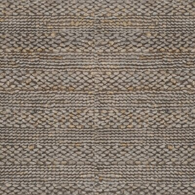 Eco-Smart Hand-Woven Beige Area Rug Rug Size: Rectangle 4 x 6