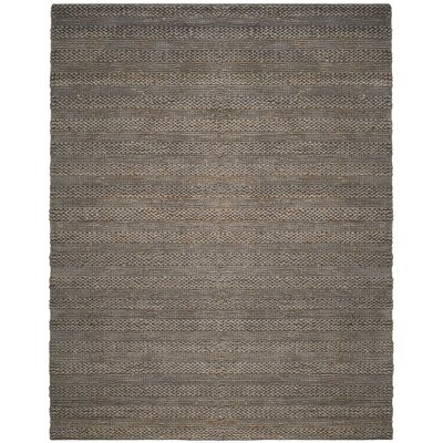 Eco-Smart Hand-Woven Beige Area Rug Rug Size: Square 6