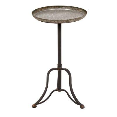 Pearl Metal End Table