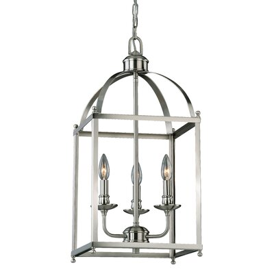 Cleona 3-Light Foyer Pendant