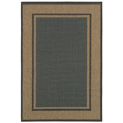 Laverne Green/Brown Area Rug Rug Size: Runner 23 x 119