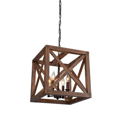 Kata 4-Light Foyer Pendant