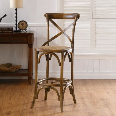 Gage 29 Bar Stool Finish: Walnut