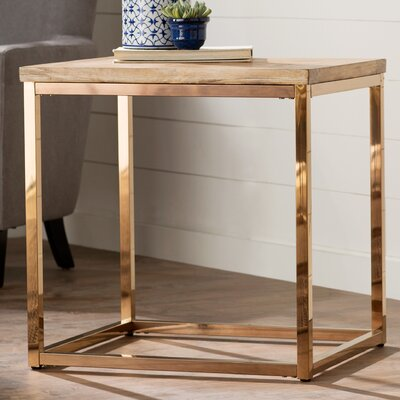 Guillotte End Table
