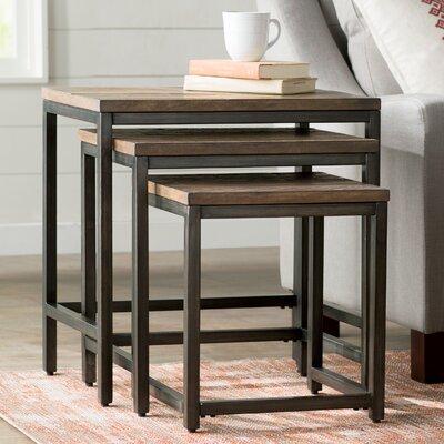 Ekalaka 3 Piece Nesting Tables