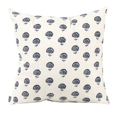 Whigham Throw Pillow Color: Indigo