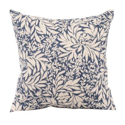 Whitney Throw Pillow Color: Indigo