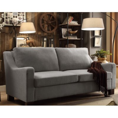 Reynolds Sofa Upholstery: Gray
