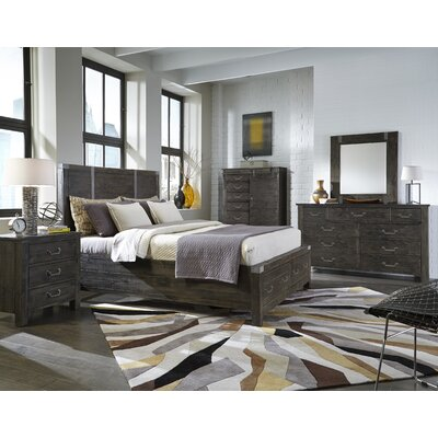 Emerado Panel Customizable Bedroom Set