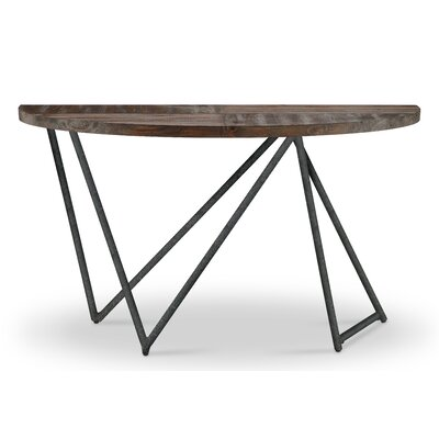 Sushant Demilune Console Table