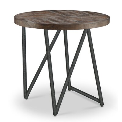 Sushant Oval End Table