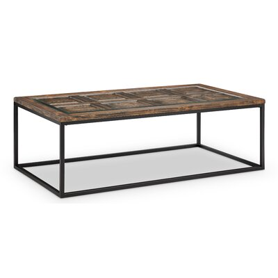 Ajit Rectangular Coffee Table