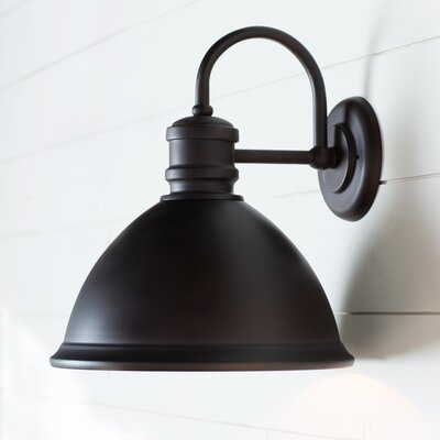 Windham Outdoor Barn Light Size: 14.5