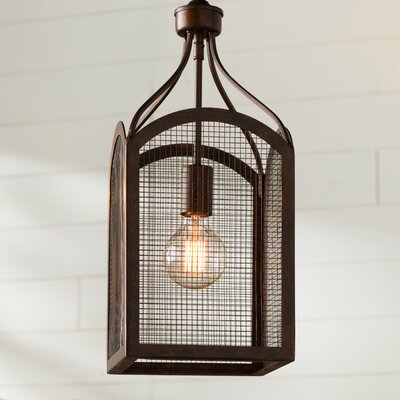 Mandar 1-Light Mini Pendant