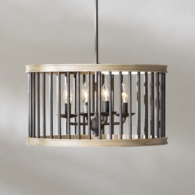 Versha 4-Light Foyer Pendant