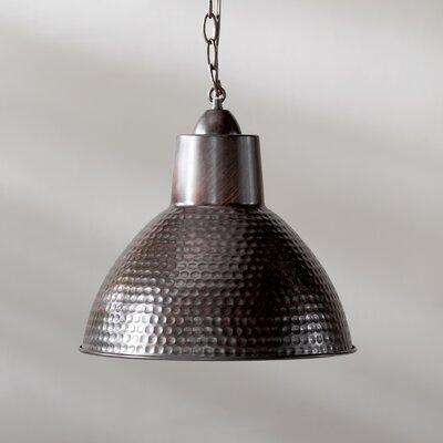 Loris 1-Light Bowl Pendant