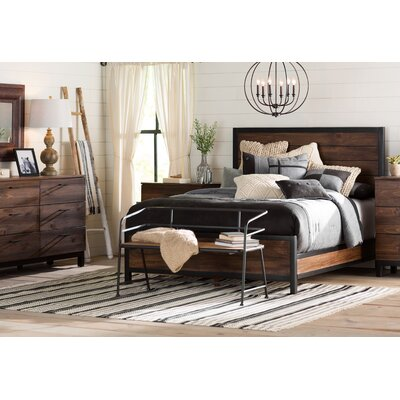 Jaiden Panel Configurable Bedroom Set