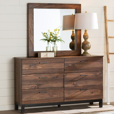 Jaiden 6 Drawer Dresser
