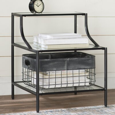 Eglantine Three Tier End Table