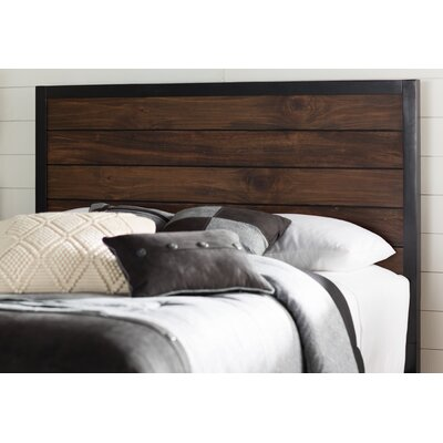 Jaiden Panel Headboard Size: California King