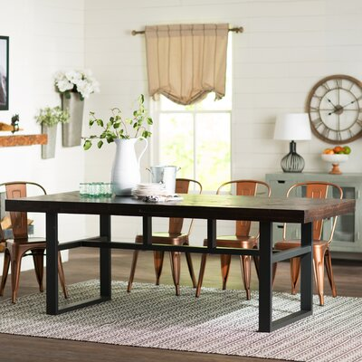 Viola Reclaimed Wood Dining Table