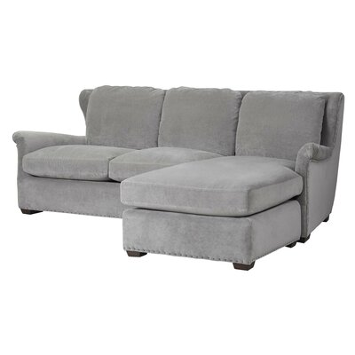 Barbazan Chaise Reversible Sectional