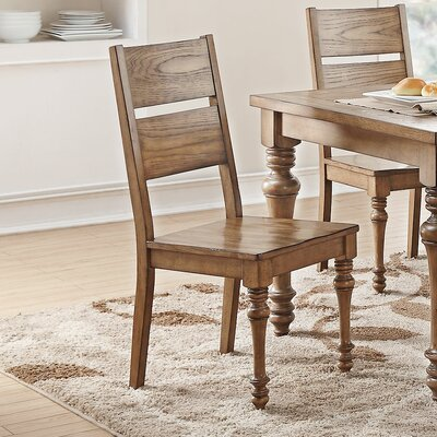 Mahika Rubberwood Side Chair (Set of 2)