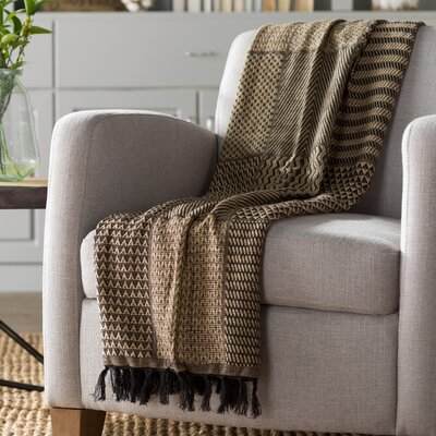 Bonnie Woven Cotton Throw