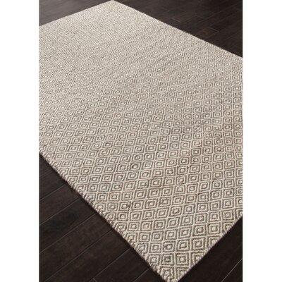 Gavin Hand Woven Wool Taupe/Gray Area Rug