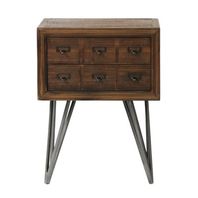 Cabrera End Table