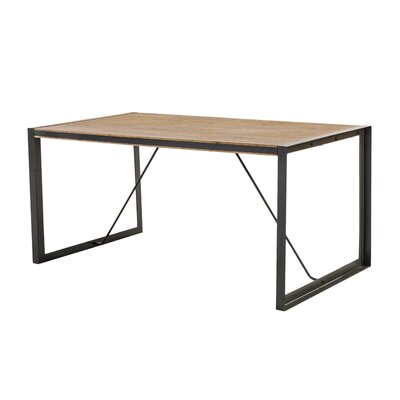 Hettie Dining Table Size: Large