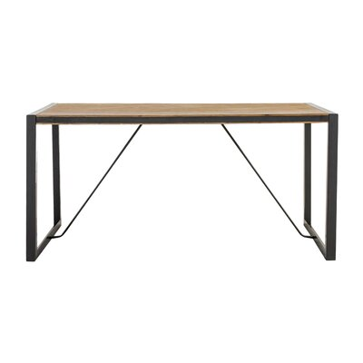 Hettie Dining Table Size: Small