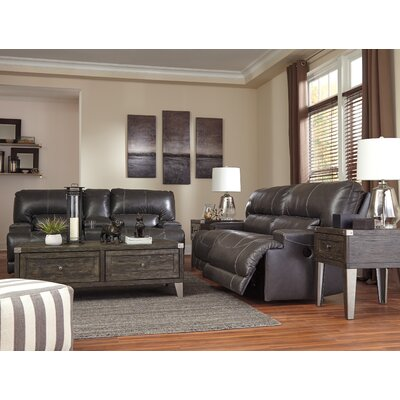 Hillcrest 2 Piece Coffee Table Set