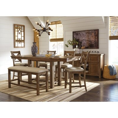 Hillary 6 Piece counter height Dining Set