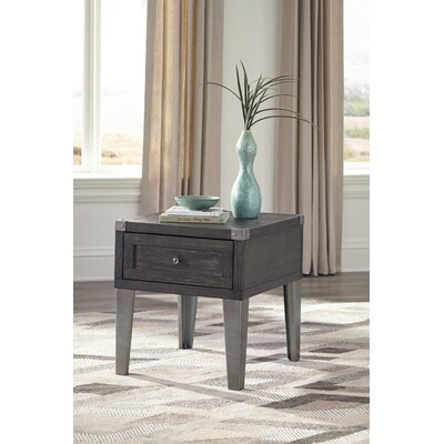 Hillcrest Rectangular End Table