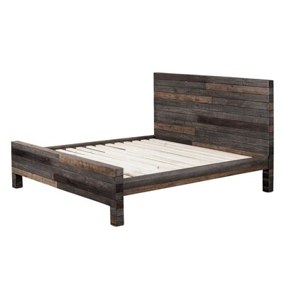 Jane California King Panel Bed