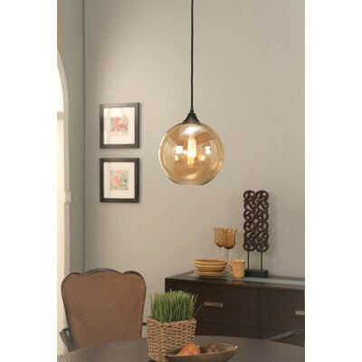 Carmichaels 1-Light Globe Pendant