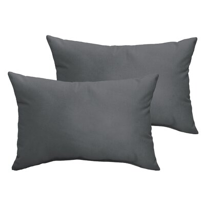 Mackenzie Indoor/Outdoor Sunbrella Lumbar Pillow