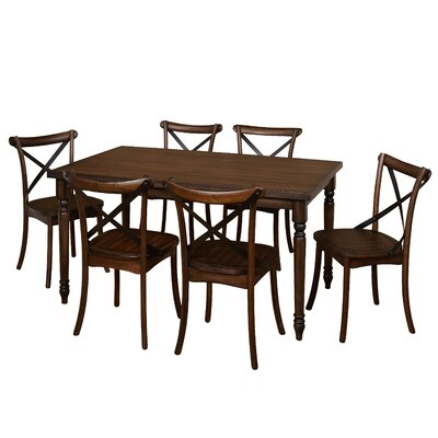 Rahway 7 Piece Dining Set