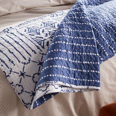 Hawthorn Cotton Throw Blanket