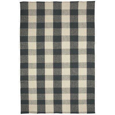 Madeleine Striped Rug Rug Size: 5 x 8