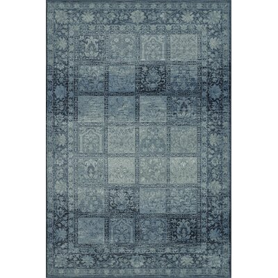 Southport Blue Area Rug Rug Size: Rectangle 411 x 75