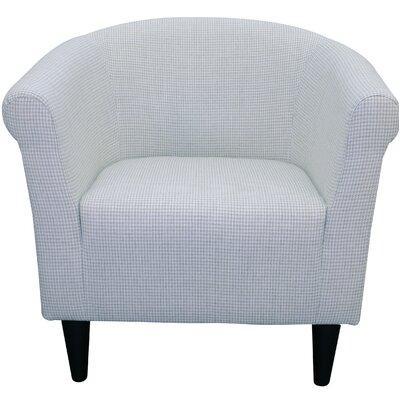 Jana Barrel Chair Upholstery: Oat