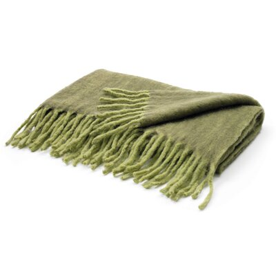 Mapleton Wool Throw Blanket