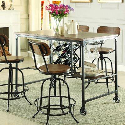 Elberton Rectangular Counter-Height Dining Table