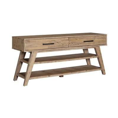 Willard 2 Drawer Console Table