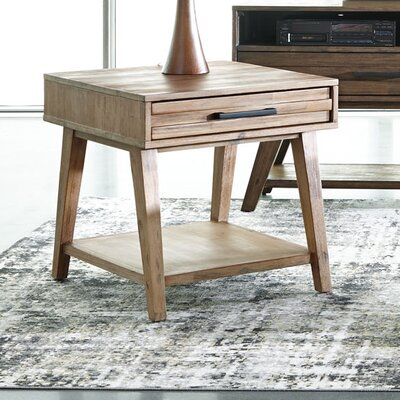 Willard Rectangular End Table