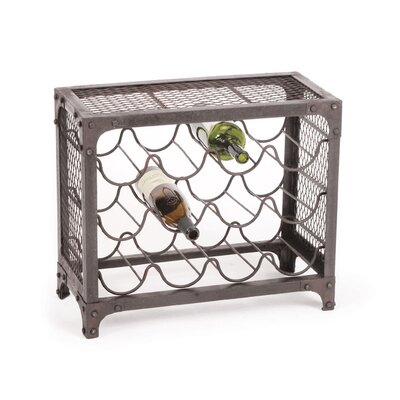 Farryn 12 Bottle Tabletop Wine Rack